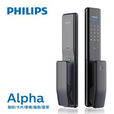 推拉式智能門鎖(ALPHA)-新各界