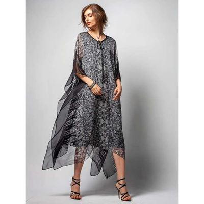 絲質浪漫洋裝