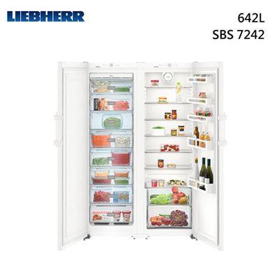 獨立式冷凍+冷藏雙門冰箱642L(SBS7242)-嘉儀