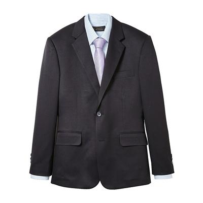 經典黑成套西服(西裝+西褲,不含襯衫、領帶)