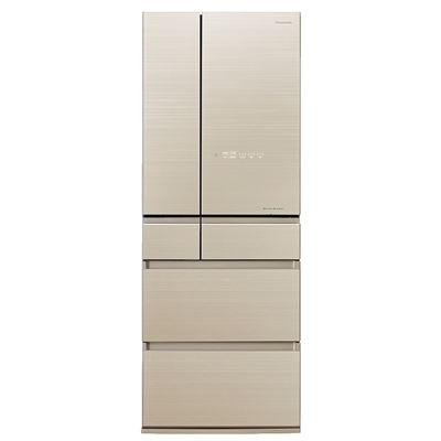 日本原裝六門變頻冰箱600L(NR-F606HX)-新各界