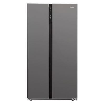 對開冰箱590L(WHS620MG) 贈迪朗奇烤箱12L-新各界