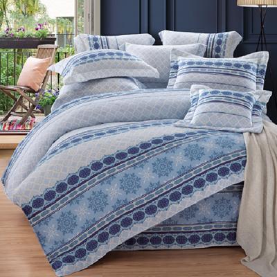 萊賽爾天絲7件式雙人床罩組