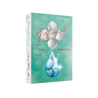 蜜若藍超能補水面膜(5入) 4件組