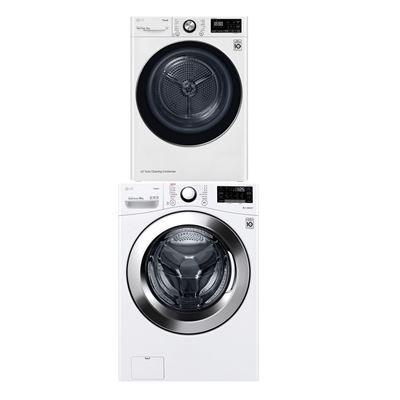 免曬衣乾衣機(WR-90VW)+蒸洗脫滾筒洗衣機(WD-S18VCW)