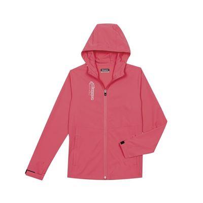 女款輕薄運動外套-粉色