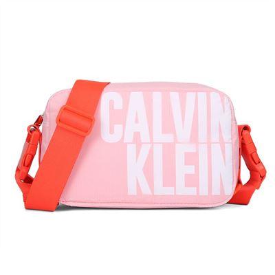 粉色兩用側背包