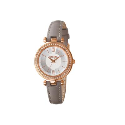 LADY BUBBLE系列皮革錶帶