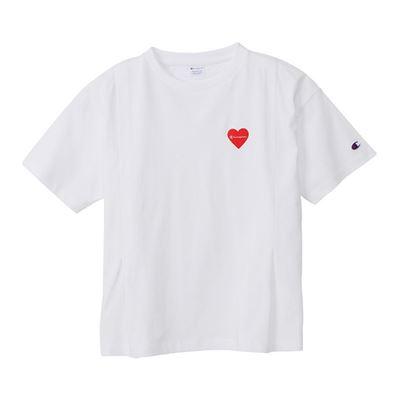 Champion Women's LOGO短T恤