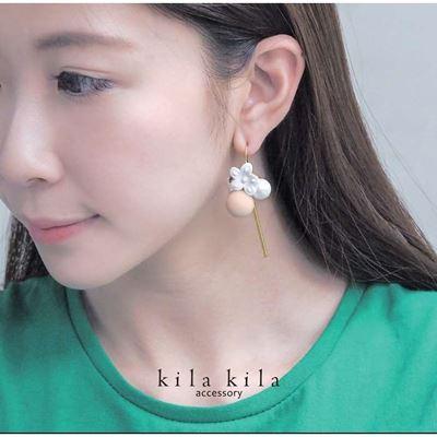 花球公主耳環