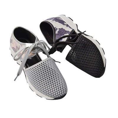 渲染網狀休閒鞋